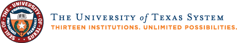 The University of Texas System. Thirteen institutions. Unlimited possibilities.